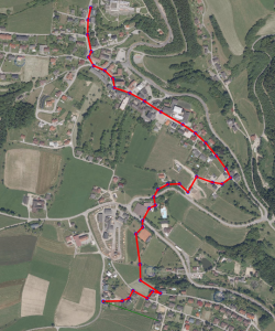 Strecke 1
